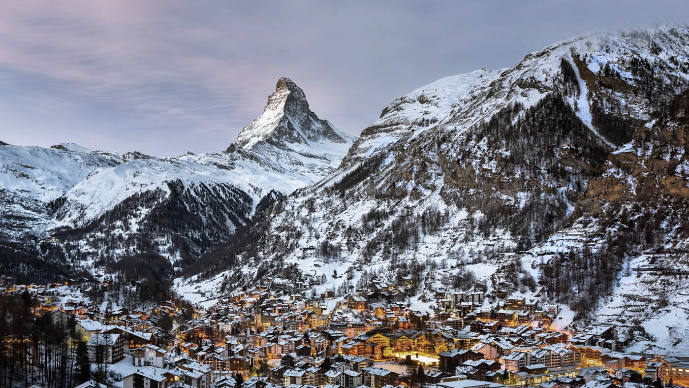 Ski Swiss Alps - Luxury Ski Holidays   Lessons in Zermatt 438a9f2c1